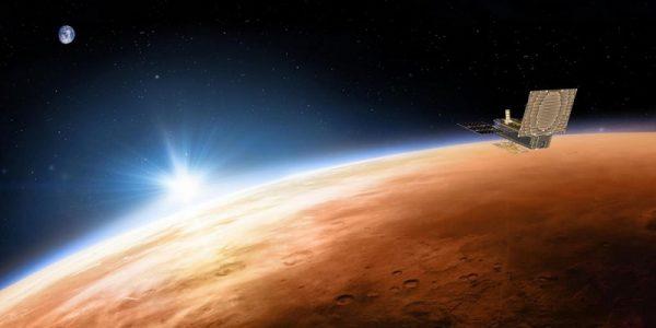 Успех марсианских кубсатов открывает новую эру в исследовании