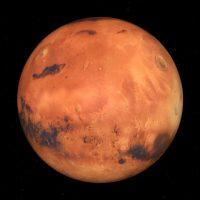 Плавление льда на Марсе может спасти нас от вымирания