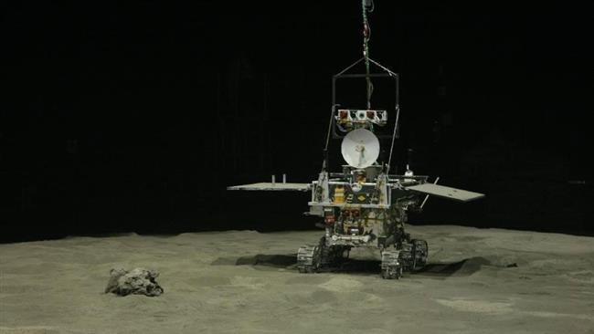 Китайский луноход достигнет темной стороны Луны еще до Нового года