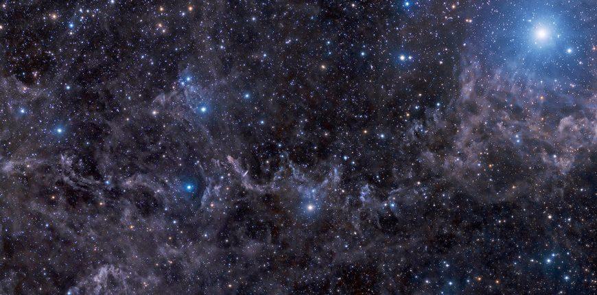 Астрономы нашли реликвию: облако газа практически не изменившееся после Большого взрыва