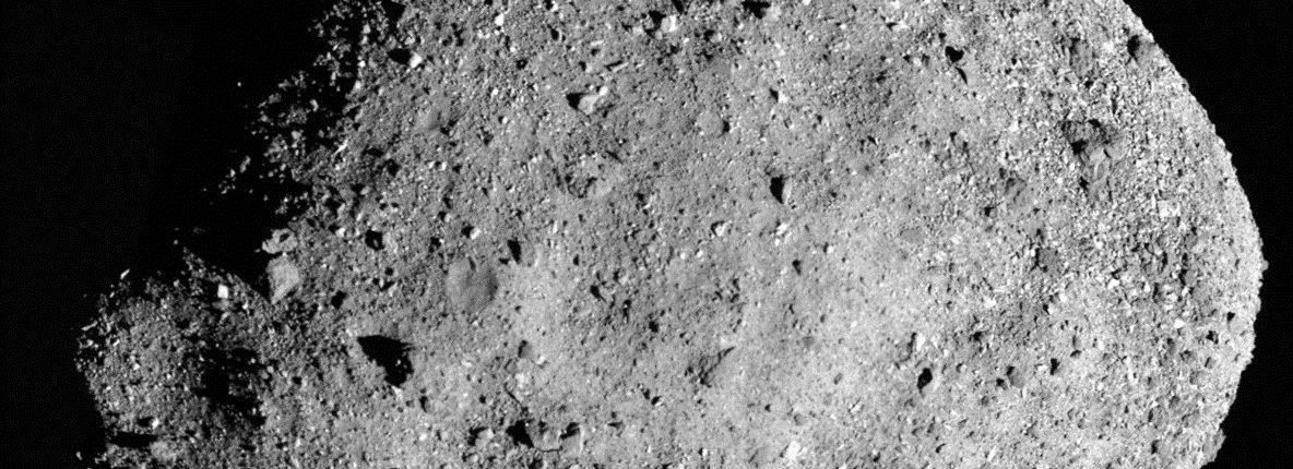 Космический зонд NASA обнаружил признаки воды внутри астероида