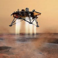 Члены миссии InSight хотят создать марсианский сад камней