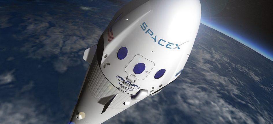 Известны новые подробности про инновационный корабль SpaceX