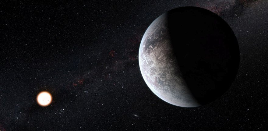 Найдена экзопланета размером с Нептун