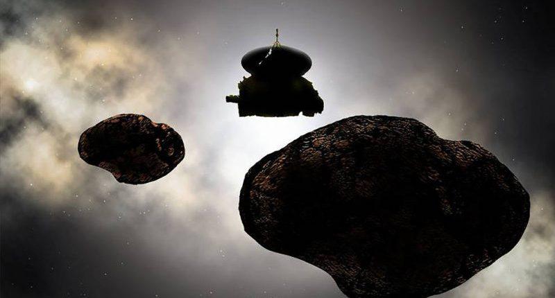 New Horizons пролетит мимо загадочного объекта пояса Койпера