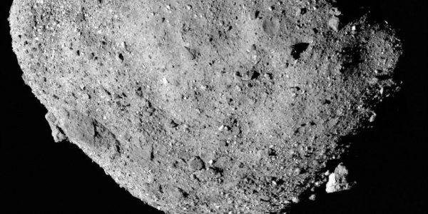 OSIRIS-Rex сообщил о том, что на астероиде Бенну есть вода