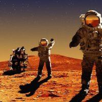 Полёт на Марс сократит жизнь космонавтов
