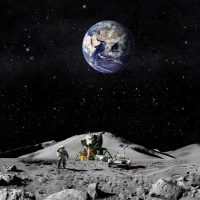 Ракета для освоения Луны обойдётся России в полтора триллиона рублей