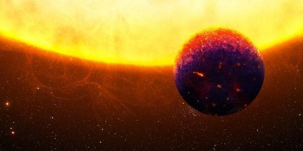 Раскрыта тайна сапфировых и рубиновых поверхностей горячих суперземель