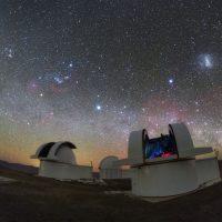 Телескоп SPECULOOS увидел первый свет