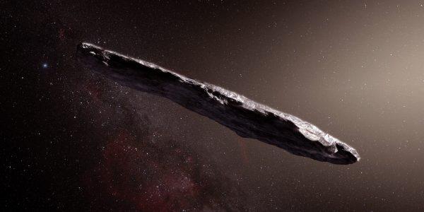 Астрономы SETI не нашли доказательств наличия искусственных передатчиков на Оумуамуа