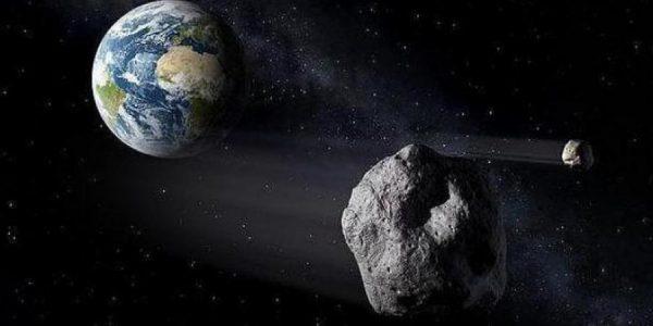 Гигантский астероид пройдет возле Земли