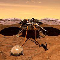 InSight развернул первый инструмент на марсианской поверхности