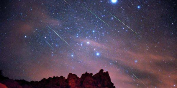 Метеоритный дождь Геминид начнется уже сегодня