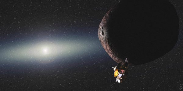 New Horizons не нашел луны или кольца возле Ultima Thule