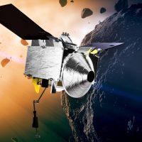 OSIRIS-REx нашел воду на астероиде Бенну