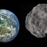 26 декабря возле Земли пролетит огромный астероид