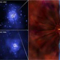 Черная дыра нашей Галактики вращается на пределе своих возможностей