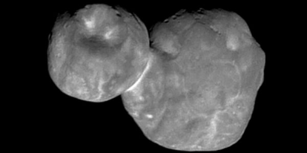 Получен самый четкий снимок астероида MU69 — объекты на поверхности вызывали вопросы у астрономов