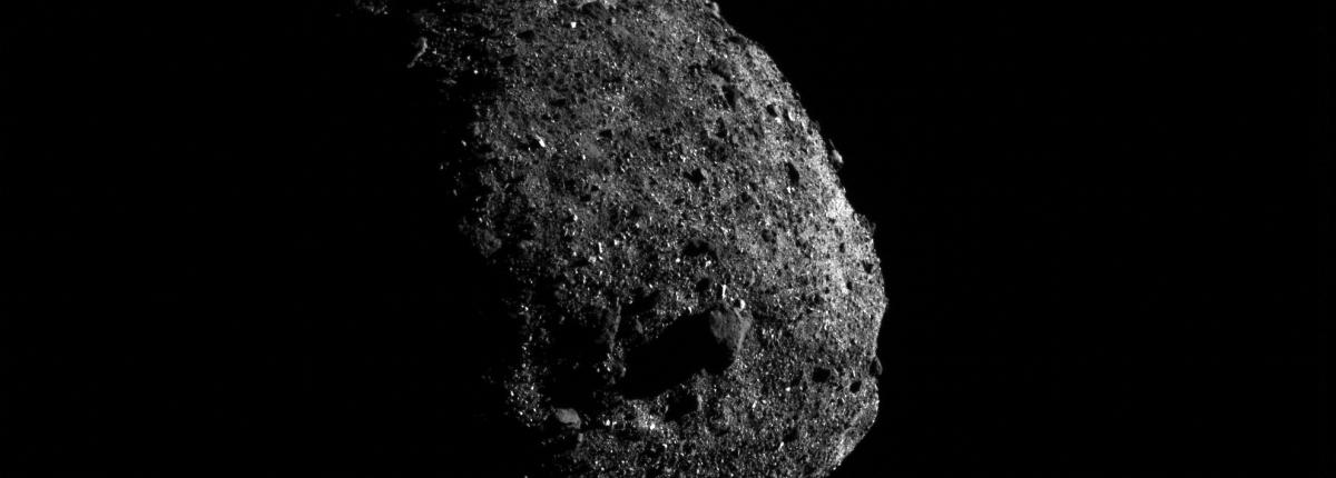 Новые фотографии астероида Бенну — нереальны