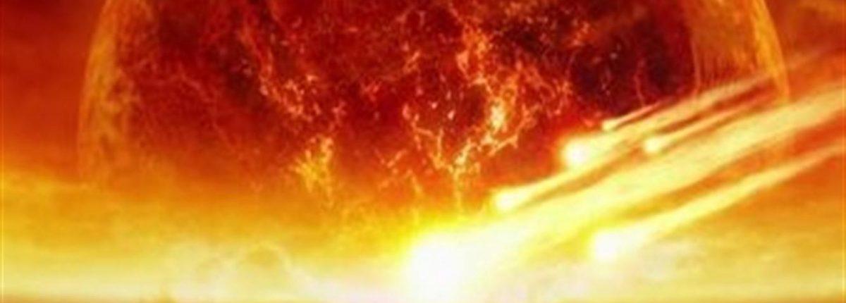 Нибиру уже начала «поедать» Солнце