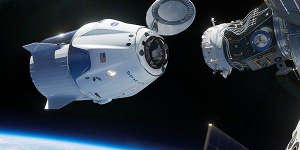 Обнародованы сроки первого запуска Dragon-2