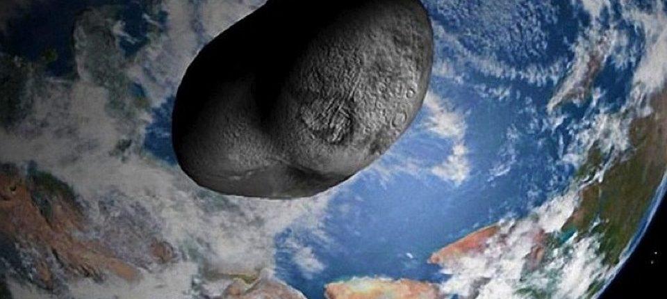 В России полагают, что на Землю в 2068 году упадёт астероид Апофис
