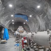 Японский детектор готов к поиску гравитационных волн