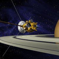 Заглянув в недра Сатурна, учёные узнали, что кольца планеты застали ещё динозавры