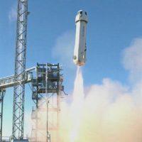 Blue Origin совершила десятый испытательный полёт