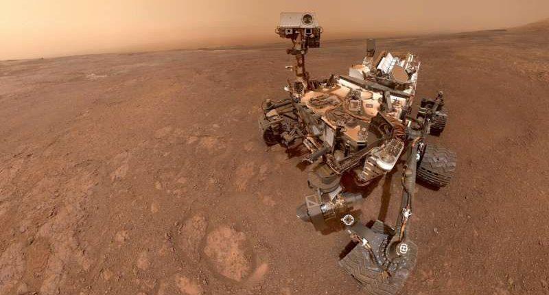 Данные марсохода Curiosity изменили представление ученых о поверхности Марса