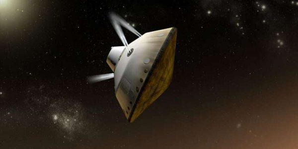 Как отправить на Марс тяжелый корабль и посадить его без парашюта