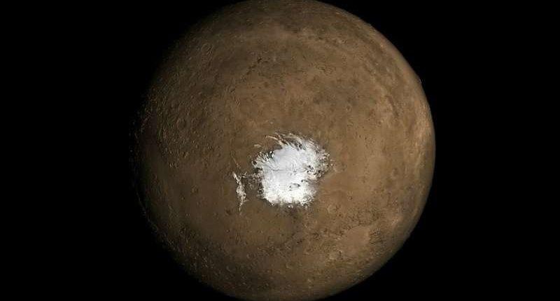 Учёные: жизнь скрывается под поверхностью Марса