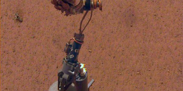 NASA готово к погружению на пять метров вглубь Марса