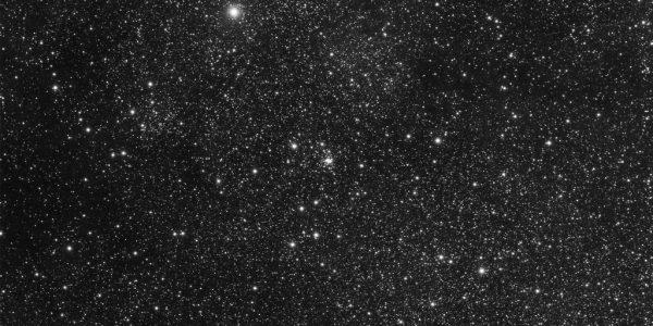 Астрономы раскрыли тайны звездного кластера IC 4996