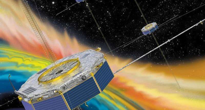 Астрофизики впервые измерили превращение энергии в солнечный ветер