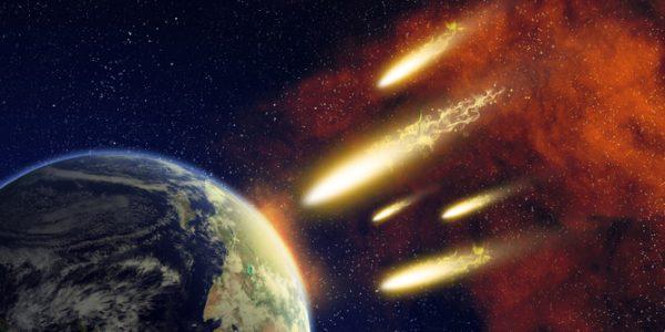 Метеориты летят к Земле из разных полей в поясе астероидов