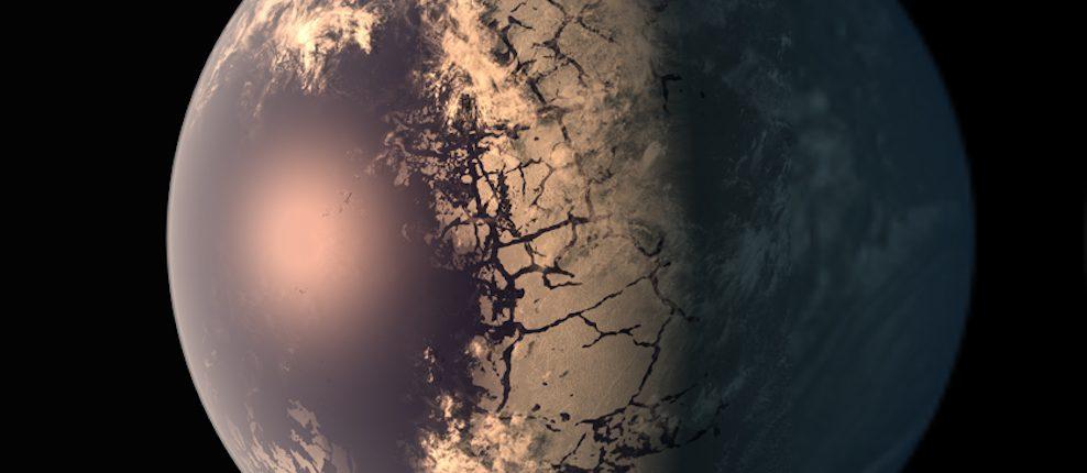 Учёные: обитатели планеты TRAPPIST-1e подвержены сильнейшему воздействию заряженных частиц