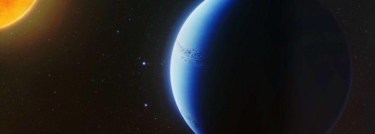 Найдена землеподобная планета, на которой может быть атмосфера