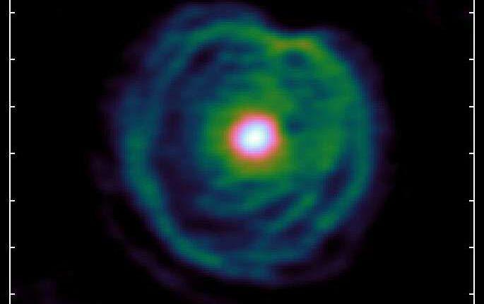 Астрономы раскрыли тайну красных гигантов