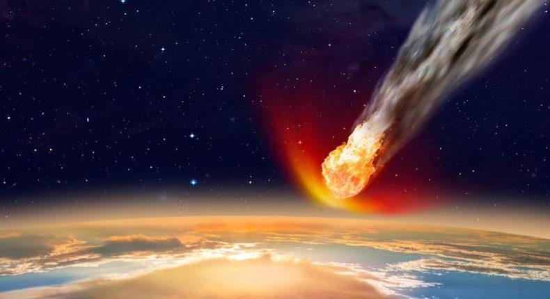 Гигантский астероид только что пролетел мимо Земли со скоростью 48 тысяч км/ч