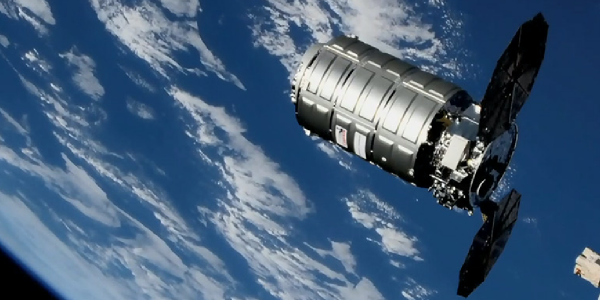 Cygnus погиб в атмосфере Земли