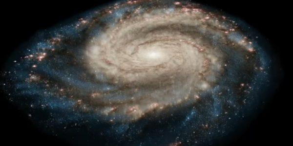 Головокружительное видео: Телескоп «Хаббл» в деталях показал галактику «Водоворот»