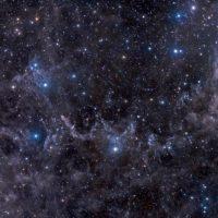 Hubble случайно обнаружил древнейшую галактику