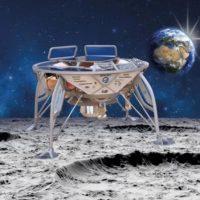 Израильский зонд сегодня отправится на Луну