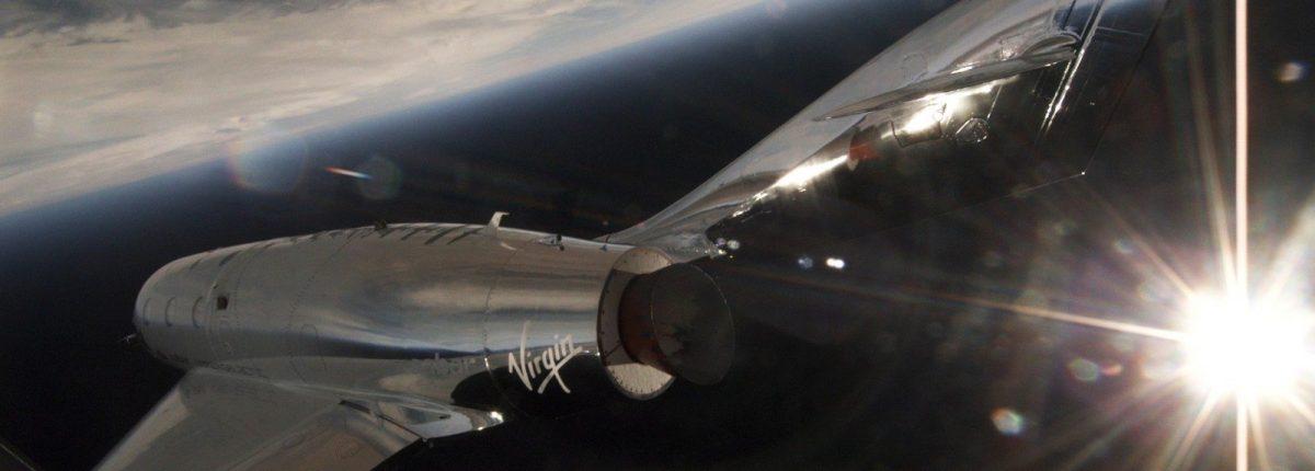 Компания Virgin Galactic отложила полёт космоплана