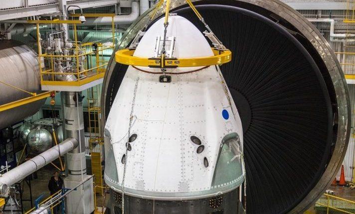 NASA одобрило полёт корабля Илона Маска на МКС