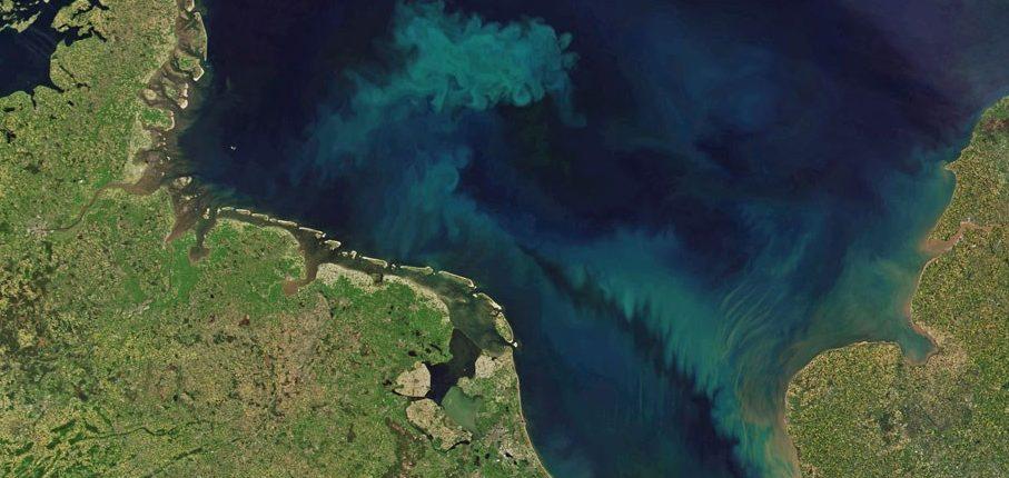 Глобальное потепление приведет к изменению цвета Мирового океана. Вот почему