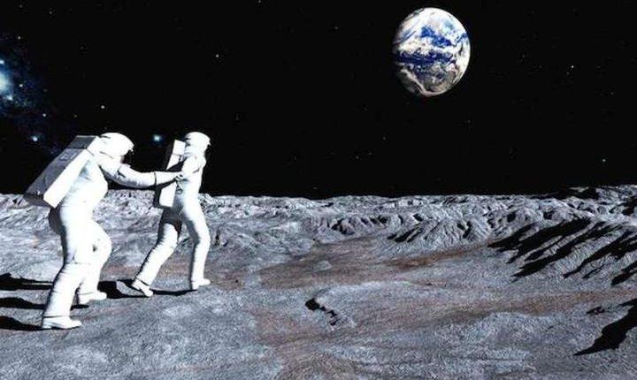 Россияне рассказали, когда высадятся на Луне