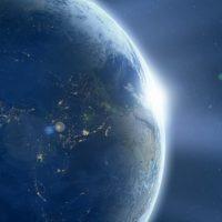 Земная атмосфера есть и на Луне1
